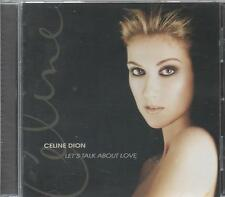 Celine Dion - Let's Talk About Love (2003) Excellent Condition