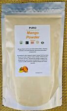 MANGO Fruit Powder 2 lb PURO POWERFUL Freeze Dried FRESH POWDER BRAZIL Non GMO