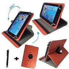 Tablet Hülle ALdi Medion P10506 MD60036 10.1 Zoll Schutz Cover Tasche Orange 360