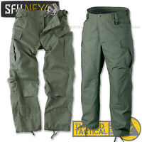 HELIKON SFU NEXT MILITARY TROUSERS MENS ARMY COMBAT CARGO PANTS OLIVE DRAB S-XXL