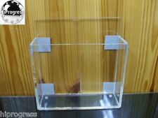 Wall Holder Stand Easel Display Rack Mount for Brochures Papers Cards Leaflets
