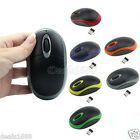 2.4GHz Wireless Optical 3D Buttons Mice Game Mouse + USB Receiver For PC Laptop