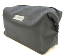 ERMENEGILDO ZEGNA parfums black toiletry / wash bag for men * new