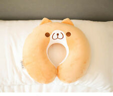 Shiba Inu Muuuuuuco Itoshi no Muco Doge Corgi Cute Doll Plush Toy Pillow U-shape