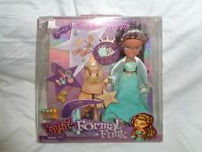BRATZ FORMAL FUNK PROM 2003 SASHA DOLL W/ ACCESSORIES BOX WITH WEAR NEW