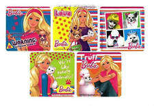 15 Barbie Dog Cat Stickers Kid Reward Party Goody Loot Bag Filler Favor Supply