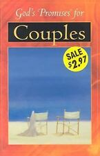 God's Promises for Couples by Terri Gibbs and Jack Countryman (2002, Hardcover)