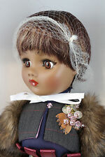 """20"""" Madame Alexander A FASHIONABLE LIFE CISSY African American doll L.E. #50/75"""