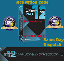 Vmware Workstation 12.5 Pro lifetime 3 PC FREE UPDATES