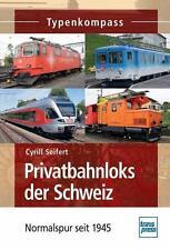 Privatbahnloks der Schweiz - Normalspur seit 1899 von Cyrill Seifert (2014)
