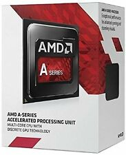 AMD A8-7600 Kaveri Quad-Core 3.1 GHz Socket FM2+ 65W (AD7600YBJABOX) Processor