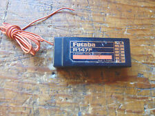 FUTABA R147F 7 CHANNEL RECEIVER 35MHz TESTED & WORKING