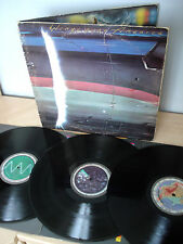 Wings Over America + Inners + 3 x UK LP MPL PCSP 720 1976 EX+