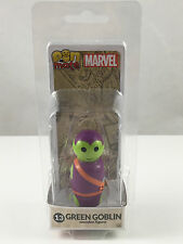 Pin Mate 13 Green Goblin Wooden Figure Classic Marvel Comics Amazing Spiderman