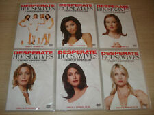 6 DVD DESPERATE HOUSEWIVES LA 1 PRIMA STAGIONE COMPLETA 23 EPISODI