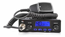 CB Radio TTI TCB-550 CB MOBILE MULTI STANDARD AM FM UK EU ETC 27MHz 4W