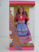 barbie italian dolls of the world italy collector 1992 special edition dotw 2256