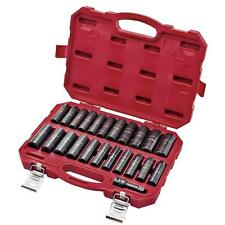 "Craftsman 23 Pc Laser Impact Deep Socket Accessory Set, 1/2"" Drive  916970"