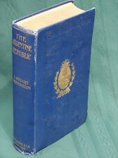 The Argentine Republic - 1910 Book - Argentina History, Land, Peoples
