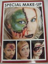 Grimas Special Effects Make-up Book ~ Halloween ~ Casualty ~ Face Paint ~ Horror