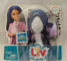 Liv Hairstyle Wig 2010 Spinmaster Retired NIB - HTF