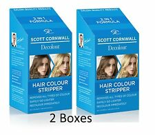 New Ultra Gentle Hair Colour Stripper x 2 - by Scott Cornwall - Go Blonde Safer