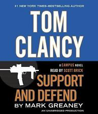 Tom Clancy Support and Defend A Jack Ryan Jr. Novel