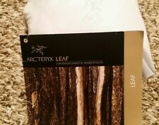 Arcteryx LEAF wraith pants mens XXL over white new w/tags packable