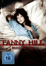 Russ Meyer FANNY HILL  Letitia Roman CHRIS HOWLAND DVD Neu