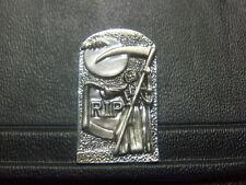 Pin RIP Sensemann Gothic - 3,5 x 2 cm