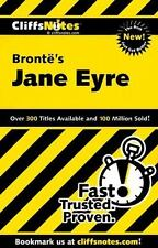 CliffsNotes Jane Eyre-ExLibrary