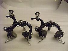 Rare Vintage Modolo Professional Brake Calipers-Black-Colnago-Cinelli-Torelli