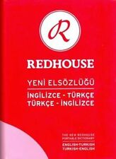 The New Redhouse Portable Dictionary English-Turkish & Turkish-... 9789758176007