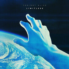 TONIGHT ALIVE Limitless CD BRAND NEW