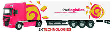 JOAL 390 DAF XF105 Artic with Box Translogistics Trailer 1/50th Scale New Boxed