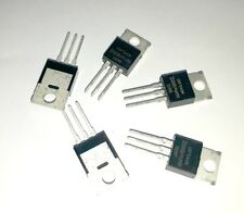 5 Pc IRF540 33A 100V N-Channel MOSFET TO-220 For Electronic projects
