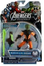 2013 Marvel Avengers Assemble S.H.I.E.LD. Gear Radiation Rocket Leader