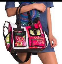 Sac A Main Desigual London Floreada Carry Neuf Avec Etiquette