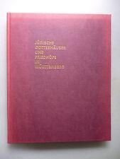 Jüdische Gotteshäuser Friedhöfe in Württemberg 1932 Reprint 2002 Judentum