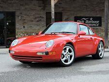 Porsche: 911 993 Coupe