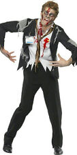 Men's Worked To Death Office Worker Zombie Costume Adult Male Medium