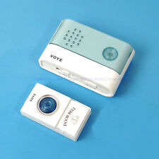 Wireless Door Bell Doorbell 38 Tune Musics Chime Alarm