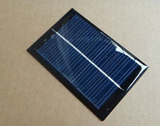 6V 0.6W Solar Panel DIY Small Cell Charger For Light Battery Phone Portable