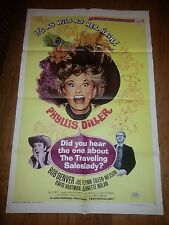 Did You Hear the One About the Traveling Saleslady? 1968 Original  Movie Poster