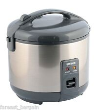 Tiger Japan JNP-S55U Electric 3 Cups (Uncooked) Rice Cooker and Warmer New