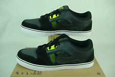 "New Mens 11.5 NIKE ""Ruckus 2 LR"" Black Suede Skateboard Shoes $75"
