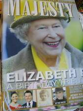 Majesty Magazine V30 #4 April 2009 Queen's Birthday, 500th Anniversary of Henry