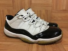 RARE�� Nike Air Jordan 11 XI Retro Low Concord White Black Tuxedo 13 528895-153
