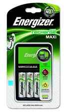 NIV Energizer Maxi Charger incl. 4x Batterie AA 2000 mAh ready to use