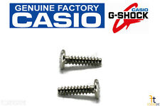 CASIO G-Shock GA-110-1A Case Back SCREW GA-110-1B (QTY 2)